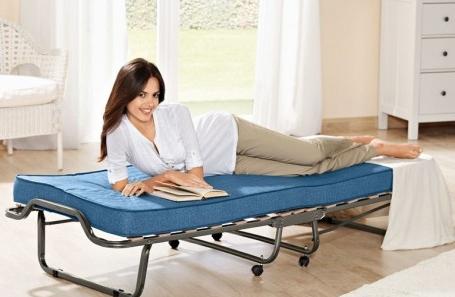 Как правильно выбрать раскладную кровать