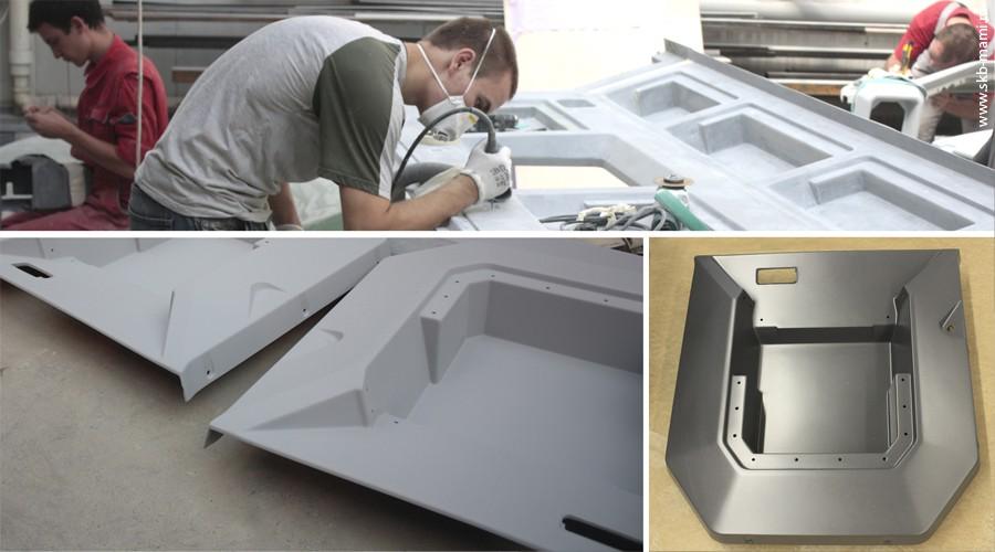 Производство изделий из стеклопластика. Преимущества современного материала.
