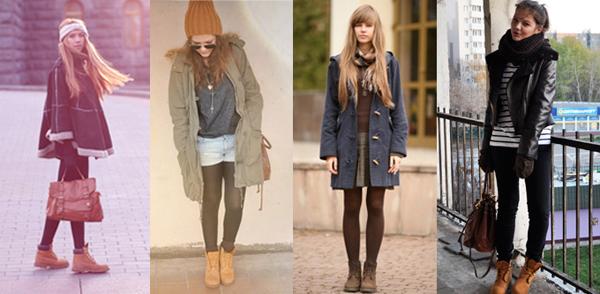 Преимущества женских ботинок TimberLand