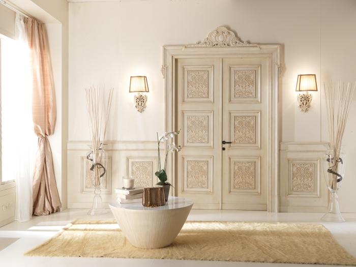 Лучшая дверь для классического интерьера