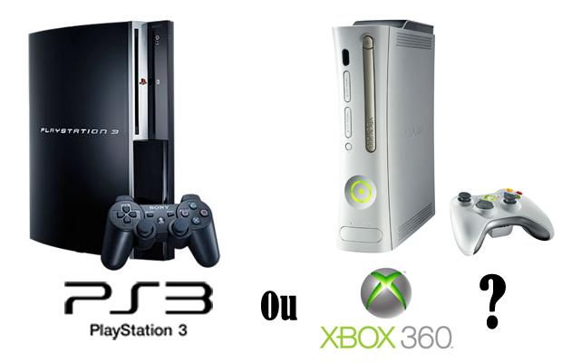 Какую приставку выбрать, Xbox 360 или PS3?