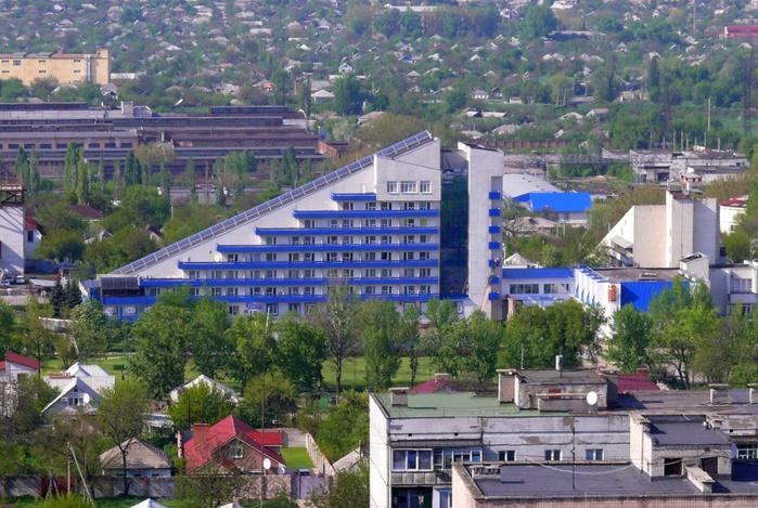 О городе Луганск...