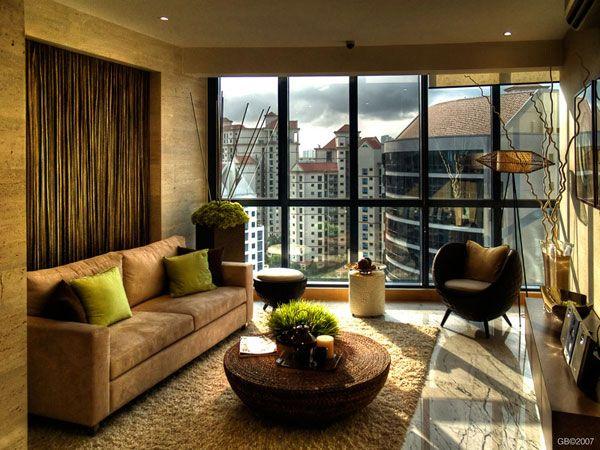 Необычные идеи оформления дизайна интерьера комнат