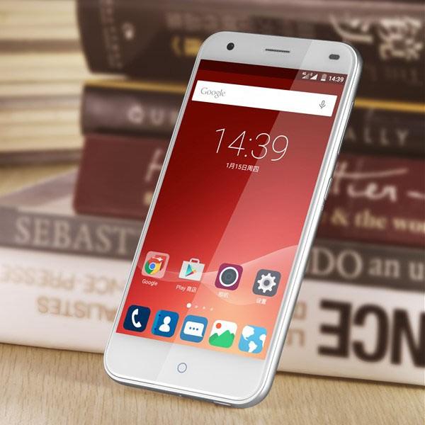 Компания ZTE анонсировала смартфон Blade S6