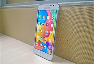 Скоро компания Samsung представит смартфон Galaxy Grand 3