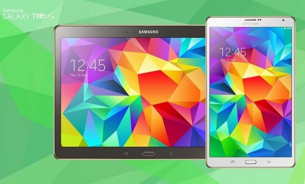 Стали известны спецификации планшетов Samsung Galaxy Tab S 2